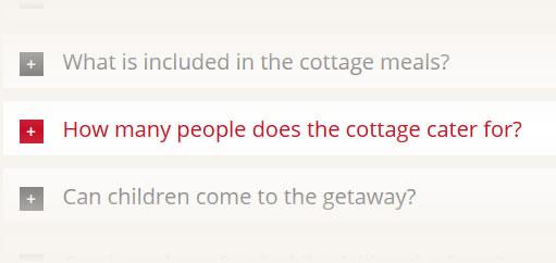 Getaway FAQs